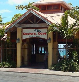 Doctor's Cave Beach
