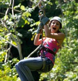 Chukka Caribbean Adventures Zip Line Canopy