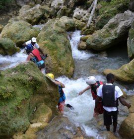 River Rapids Jamaica
